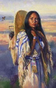 Sacajawea - An Indian woman who helped Lewis and Clark ...