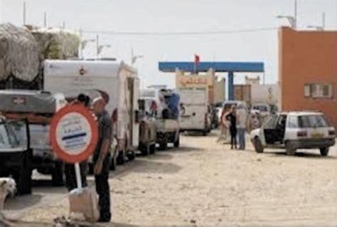 bureau douane bras de fer entre les importateurs et la douane à guergarate