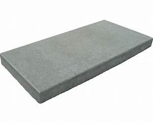 Beton Pigmente Hornbach : beton terrassenplatte grau 50x25x5cm hornbach luxemburg ~ Michelbontemps.com Haus und Dekorationen