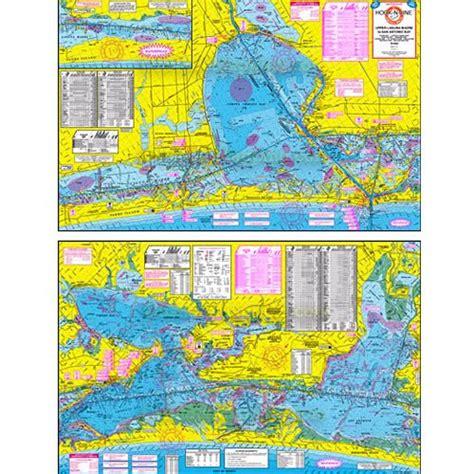 hook   fishing map  upper laguna madre