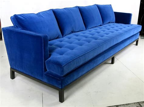 Electric Blue Sofa Electric Blue Sofa Home And Textiles