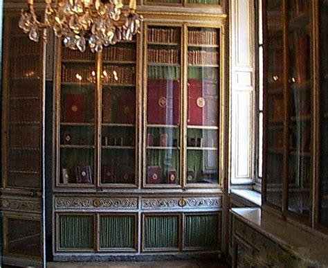 chambre de passage secret dérobée dans la chambre de la reine à
