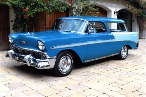 1956 Chevrolet Nomad Custom Wagon 117688