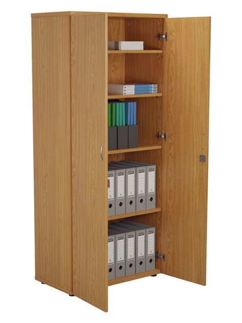 Office File Cupboard by Office Storage Cupboard 1 8m Cupboard Tes1845cp