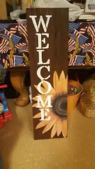 sunflower  sign art  fun stuff  wood