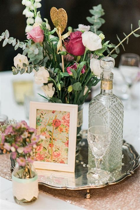 jessamy jon s romantic gold pink vintage wedding