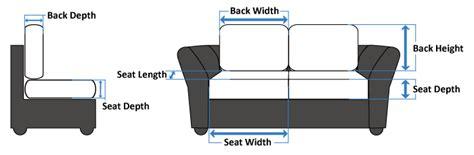 how to measure a sofa replacement sofa cushions the cushion warehouse