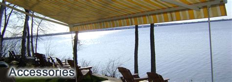 montreal area retractable and fixed awnings specialists