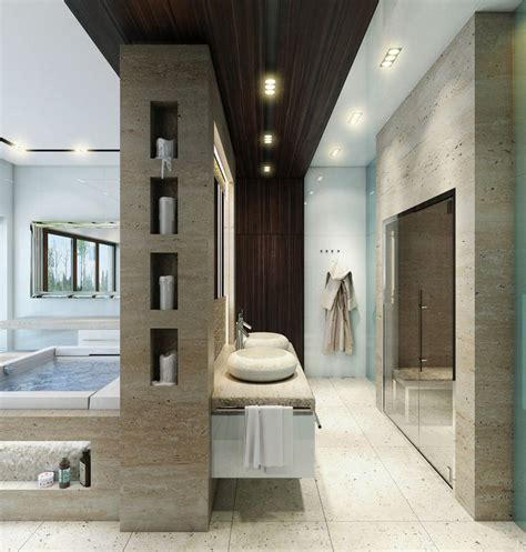 Luxury Spa Bathroom Designs by Top Seven Features Of A Modern Luxury Home