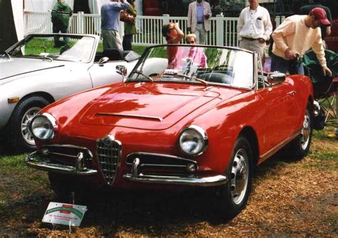 Used Alfa Romeo Spider Cars For Sale On Auto Trader Uk