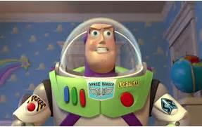 Buzz Lightyear toy pic...
