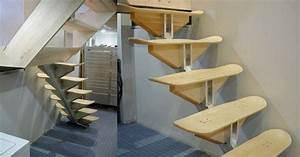 Escalier planche de skateboard