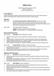 10 The Best Resume Formatto Use Writing Resume Sample