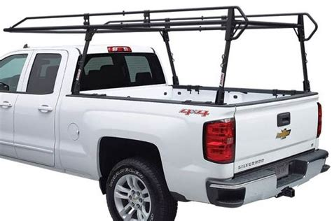 ladder racks for trucks tracrac universal steel ladder rack for size trucks