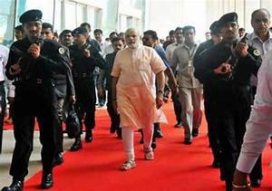SPG takes over security of PM Narendra Modi