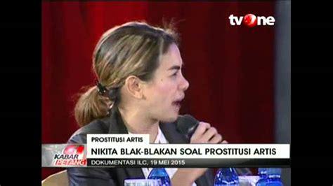 Nikita Mirzani Bicara Blak Blakan Soal Prostitusi Artis