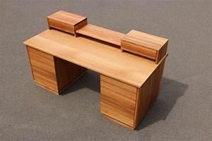 Schreibtisch Nach Maß : schreibtisch aus massivholz nach ma vom m beltischler in dresden gebaut sinnesmagnet ~ Frokenaadalensverden.com Haus und Dekorationen