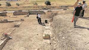 Los arqueólogos confirman una construcción de la época de Adriano en Itálica