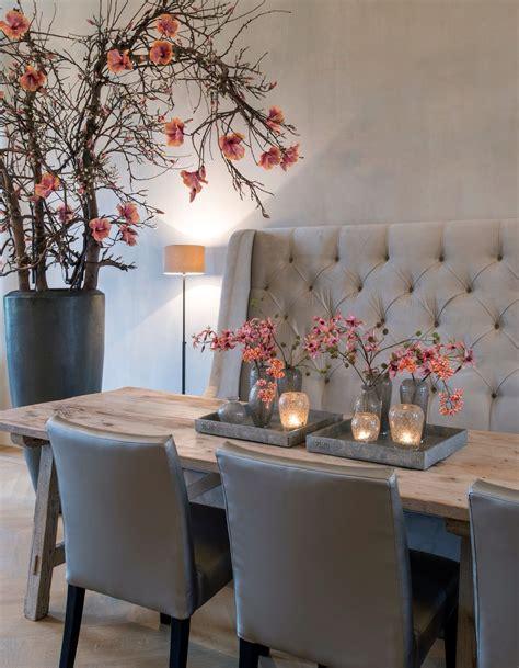 Settee For Dining Room Table by Voor Meer Inspiratie Www Stylingentrends Nl Of Www