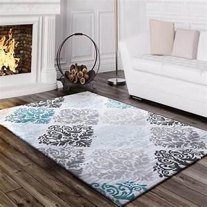 designer teppich wohnzimmer konturenschnitt mit barock With balkon teppich mit tapete barock