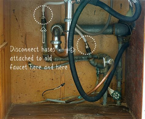 How to Install a Kitchen Faucet   It All Started With Paint