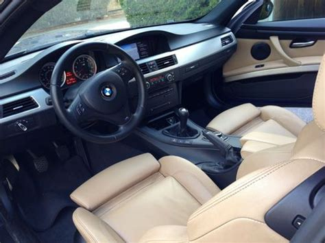 sell   coupe interlagos blue  beige leather