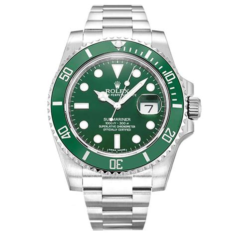 Rolex Submariner Green Dial 116610LV - Best Place to Buy ...