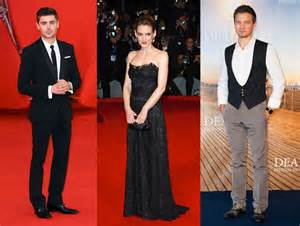 Celebrities Style Venice Deauville