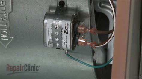 York Furnace Run Capacitor Replacement