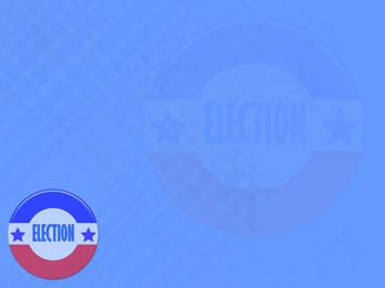 elections  powerpoint template