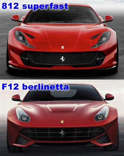 We put the ferrari 812 superfast up against the older f12 and see which one is better. 比較してみた!フェラーリ812スーパーファストvsF12ベルリネッタ - アカクテハヤイフェラーリF1ブログ3