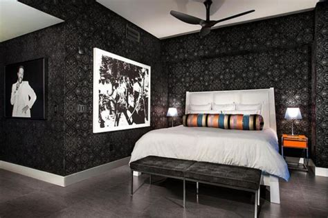 chambre style montagne décoration chambre design feria