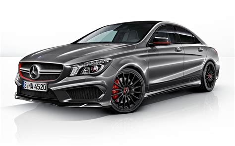 The new compact sports cars absolve the sprint from zero to 100 km/h in record time: CLA 45 AMG Edition 1 Sales Are a Go - autoevolution