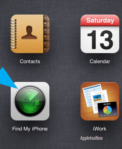 find my iphone sign in how to find lost ios or os x devices appletoolbox