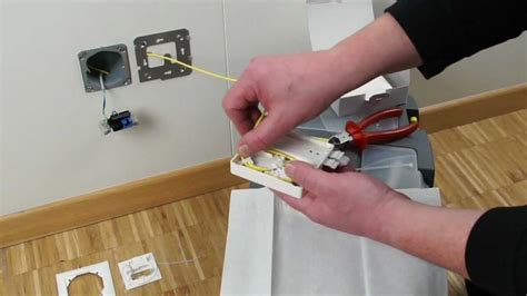 House Wiring With Fiber Optic by Fo Outlet Optical Termination Outlets
