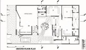 Style Home Plans With Courtyard Courtyard House Lucknow Haw Magazine