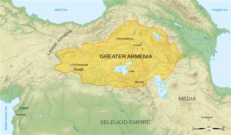 Greater Armenia - Wikipedia