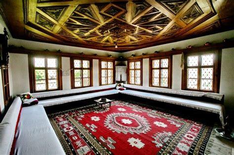 pin  viola giless  albanian interior style house