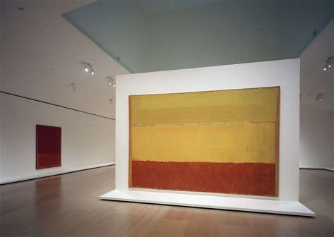 Untitled Mark Rothko | Guggenheim Museum Bilbao
