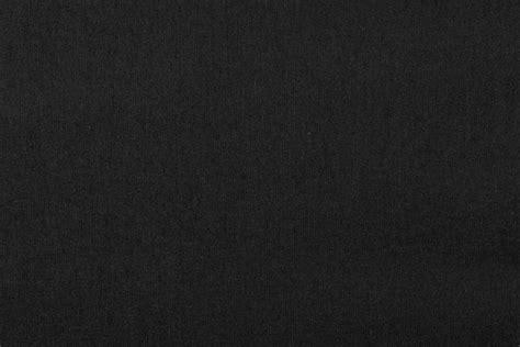 Bengaline Stretchstoff  Uni Schwarz