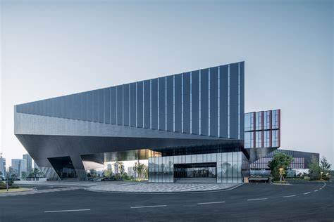 Tencent (Wuhan) R&D Center / GN | ArchDaily