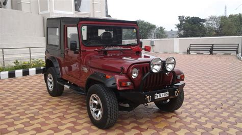 thar jeep modified in kerala mahindra thar modified jeepclinic coimbatore youtube