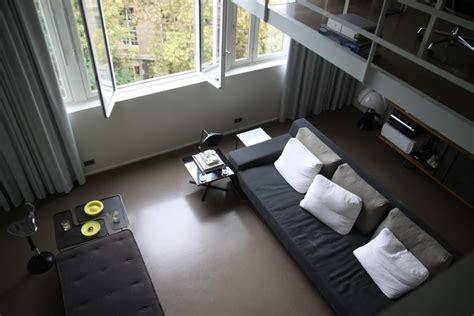 Decoration Interieur Appartement Moderne Photo Salon Et Gris D 233 Co Photo Deco Fr