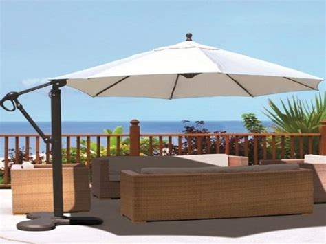 Offset Rectangular Outdoor Umbrellas by Discount Patio Umbrella Country Living Patio Umbrellas