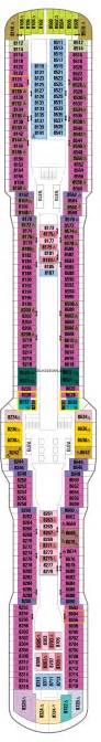 anthem of the seas deck plan 8 cruisedeckplans drag decks