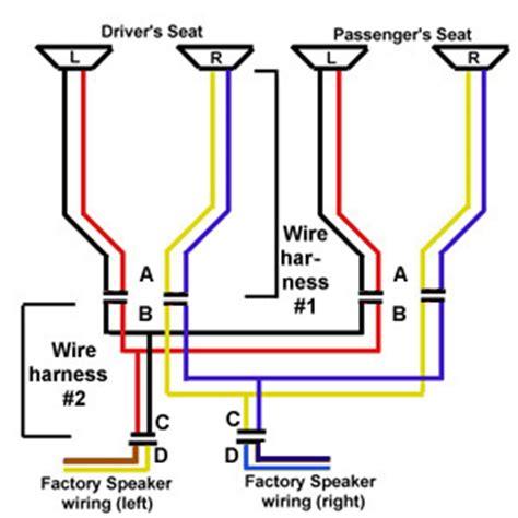 headrest speakers pennocks fiero forum