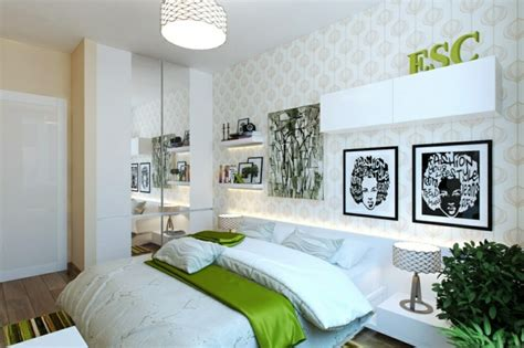 Tapeten Kombinieren Schlafzimmer by 30 Schlafzimmer Tapeten F 252 R Einen Sch 246 Nen Schlafbereich