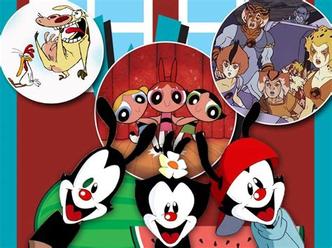 The 7 Best 80s And 90s Kids Cartoons And The 7