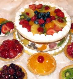 Cake Mix And Pumpkin Pie Filling Recipe by Robb Ross Foods 187 Fruit Basket Cake