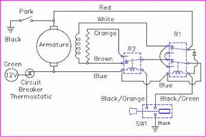 Lucas Wiper Motor Wiring Diagram